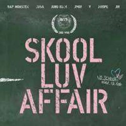 "[BTS] ""SKOOL LUV AFFAIR"" 2nd Mini Album CD+Photo Card+115p Booklet, KPOP"